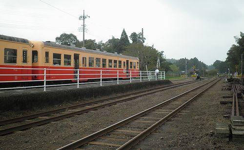 小湊鉄道里見駅(2013年10月6日)1