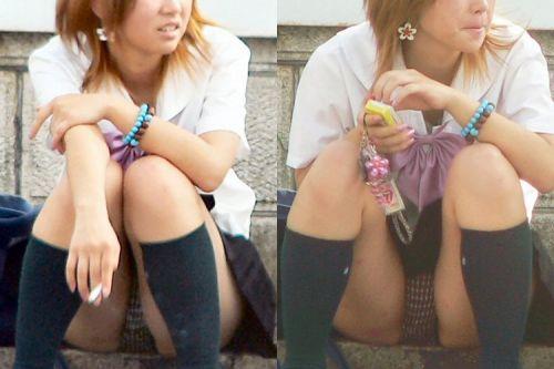 【三次】 女子校生のパンチラ・ミニスカ・生足エロ画像を貼ってくスレ! 53枚 part.11 No.5