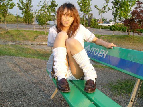 【三次】 女子校生のパンチラ・ミニスカ・生足エロ画像を貼ってくスレ! 53枚 part.11 No.6