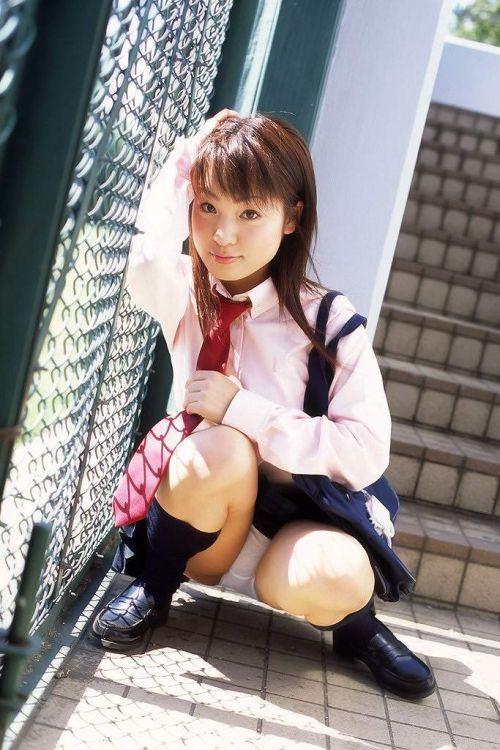 【三次】 女子校生のパンチラ・ミニスカ・生足エロ画像を貼ってくスレ! 53枚 part.11 No.10