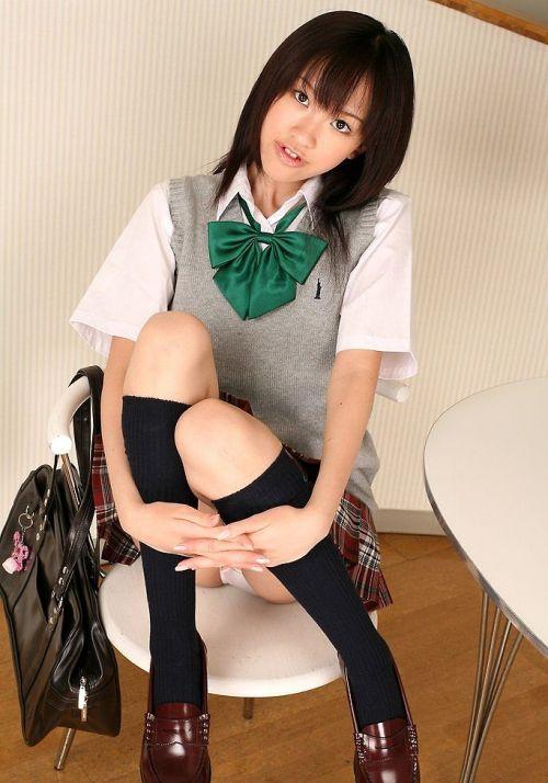 【三次】 女子校生のパンチラ・ミニスカ・生足エロ画像を貼ってくスレ! 53枚 part.11 No.23