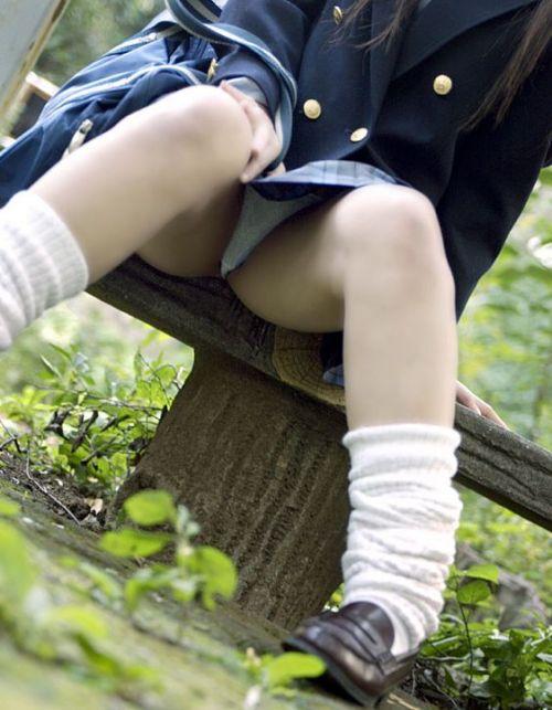 【三次】 女子校生のパンチラ・ミニスカ・生足エロ画像を貼ってくスレ! 53枚 part.11 No.40
