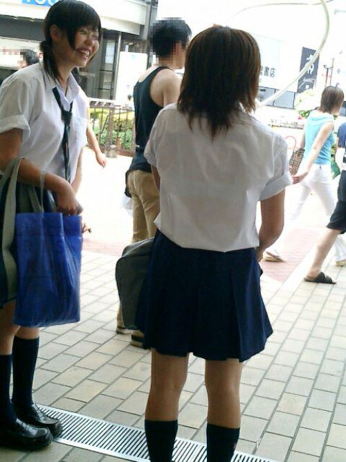 【三次・画像あり】 JKの透けたブラとかがエロかわいい!! 22枚 part.7 No.20