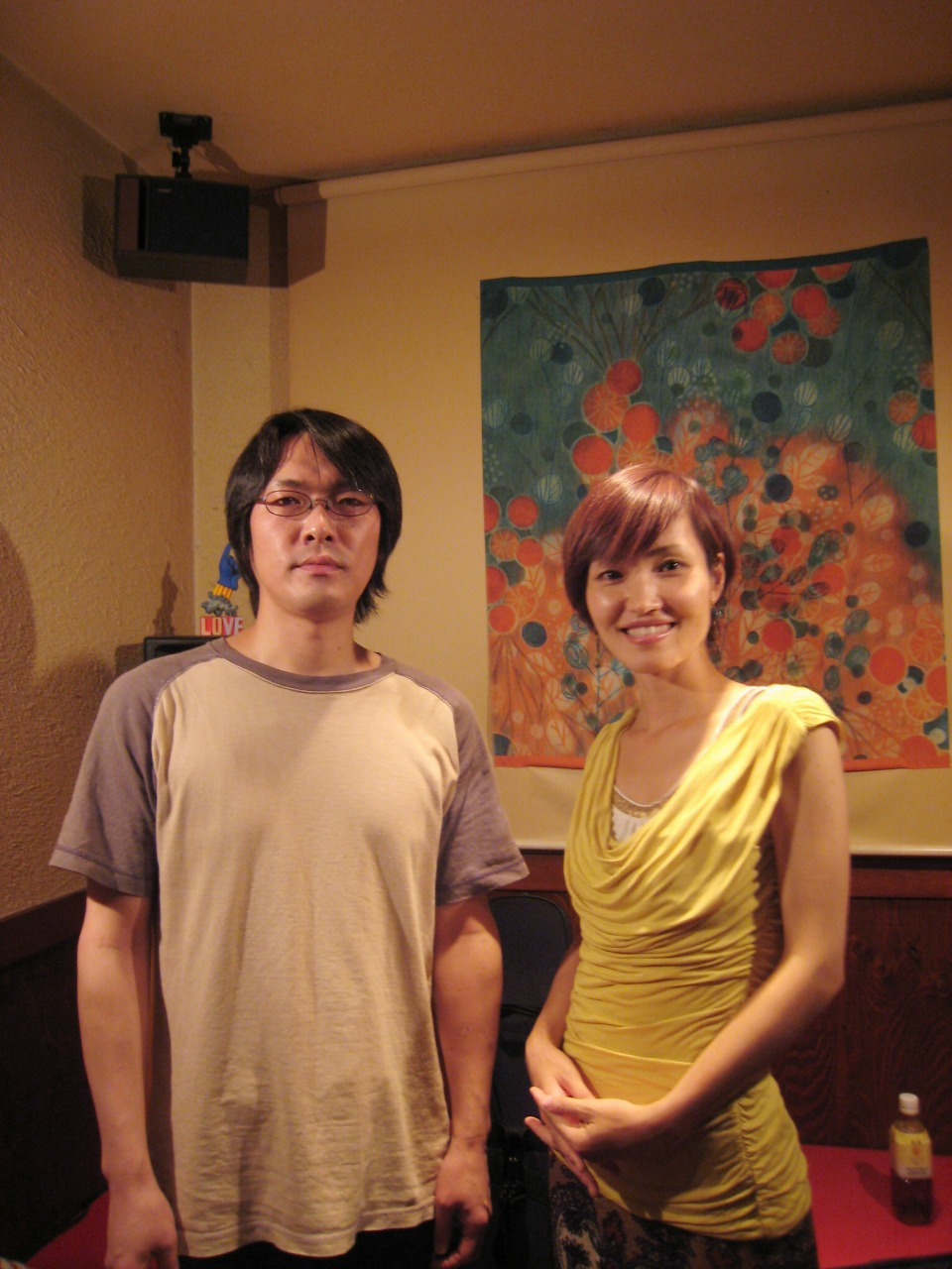 前原さんと奈美恵