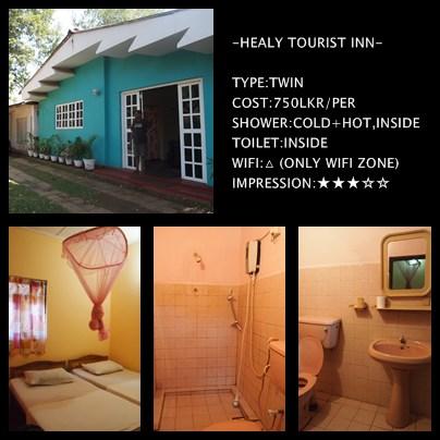 HEALY TOURIST INN