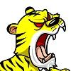 トラが食う小 (3)