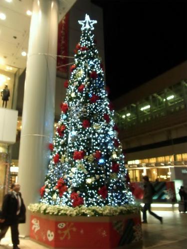 仙台クリスマスツリー
