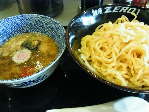 zero1つけ麺