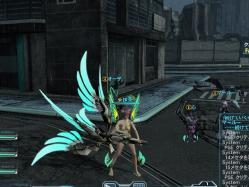 pso2's weapon