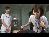 綺麗な女医と看護師がED治療