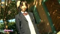 川崎裕菜制服ビキニ1