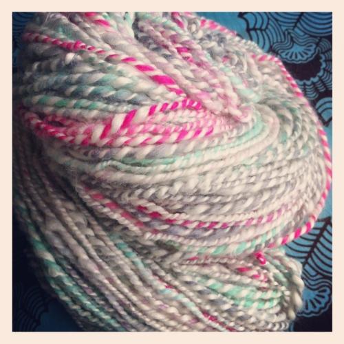 2ply yarn2