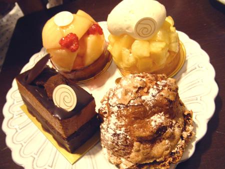 【ケーキ】リョーコ_130818