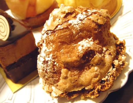 【ケーキ】リョーコ「シュークリーム」