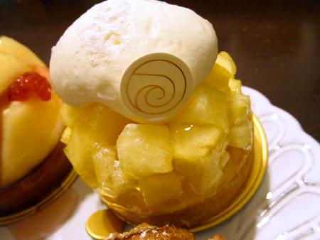 【ケーキ】リョーコ「レモンのタルト」