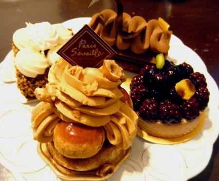 【ケーキ】パリセヴェイユ_130818