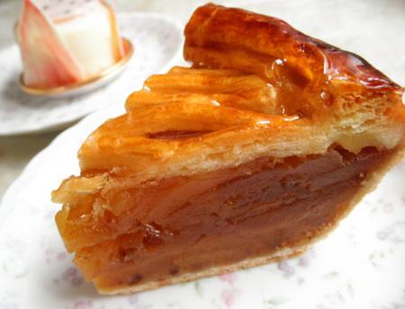 【ケーキ】ル・ジャルダン・ブルー「アップルパイ」