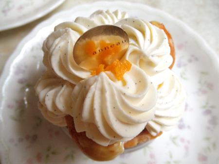 【ケーキ】アノー「サントノーレ」 (2)