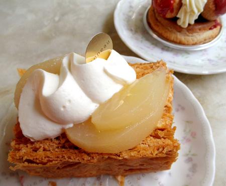【ケーキ】アノー「ミルフィーユ~ポワール~」