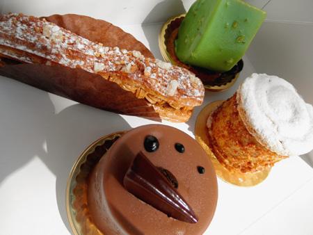 【ケーキ】ラヴィルリエ_130921