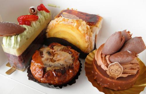【ケーキ】エーグル・ドゥース_131026