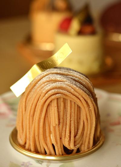 【ケーキ】デリーモ「モンブラン」 (2)