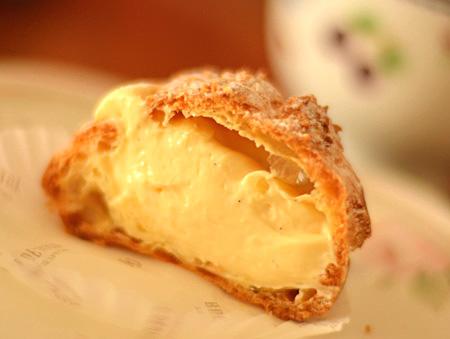 【ケーキ】リュードパッシー「シュークリーム」02