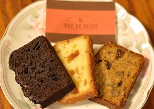 【ケーキ】リュードパッシー「焼き菓子」01