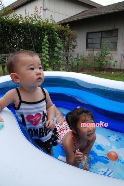 momokoちゃんと