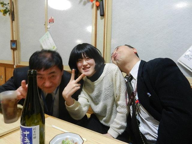 秋田信金新年会 040