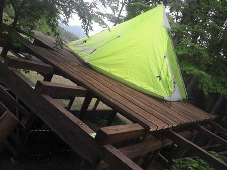 森のたね 富士山田舎暮らし キャンプ