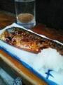 サバ塩 110円