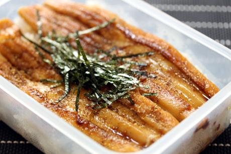 穴子丼弁当