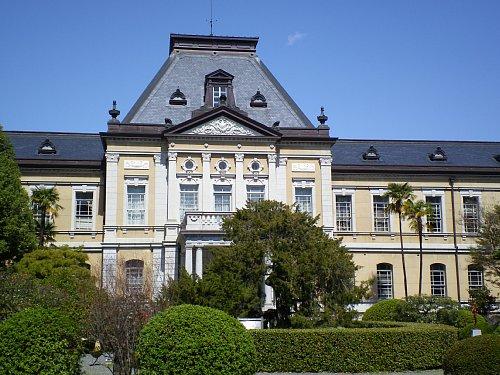 京都府旧庁舎