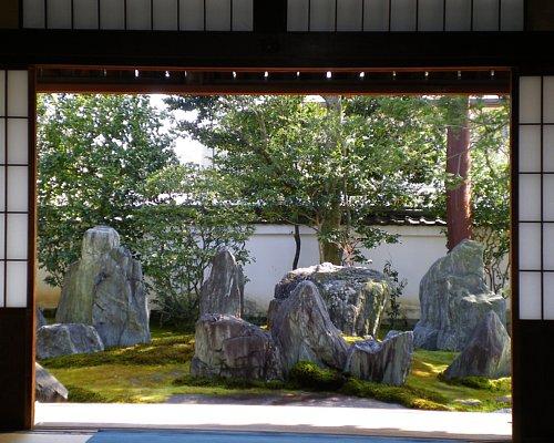 重森邸・庭1