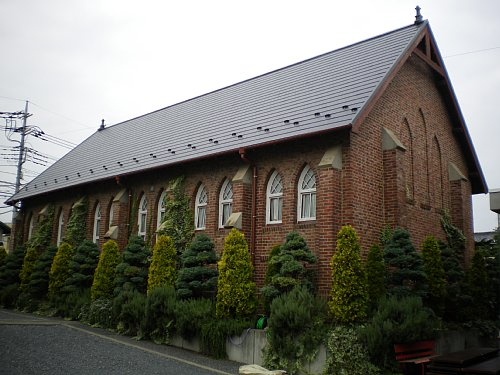 川越キリスト教会2