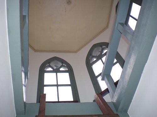 新潟県議会旧議事堂・塔屋