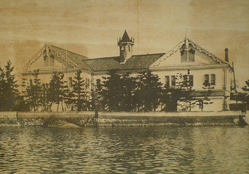 新潟県議会旧議事堂・古写真