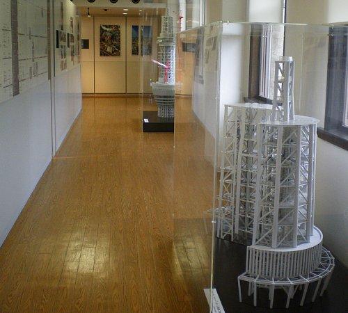 大林組旧本店・展示室