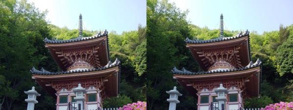 神呪寺⑧(交差法)