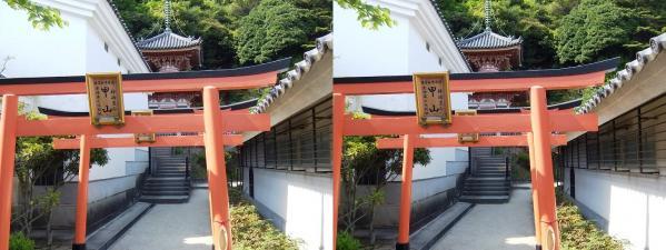 神呪寺⑦(交差法)