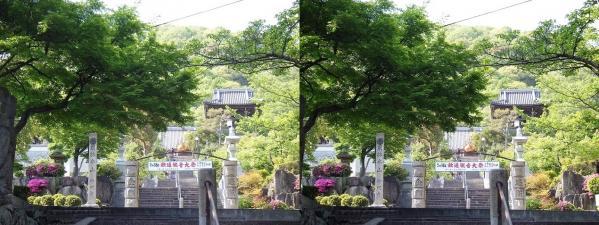 神呪寺②(交差法)