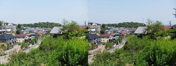 仁川百合野町②(交差法)