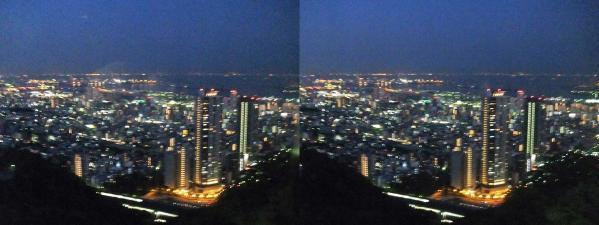 神戸市街⑨(交差法)