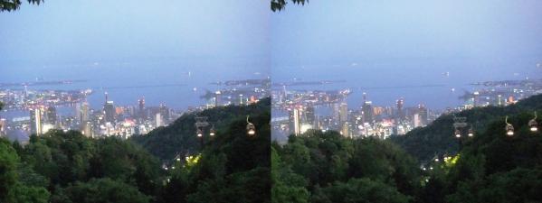 神戸市街⑧(交差法)