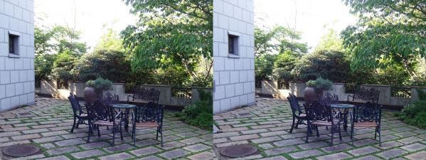 ハーブ園展望プラザ③(平行法)