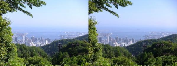 神戸市街④(交差法)