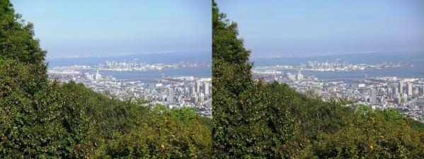 神戸市街⑤(交差法)