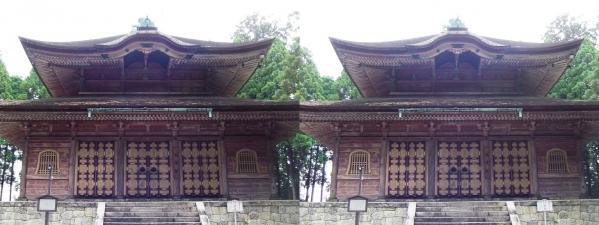 延暦寺 東塔 戒壇院(平行法)