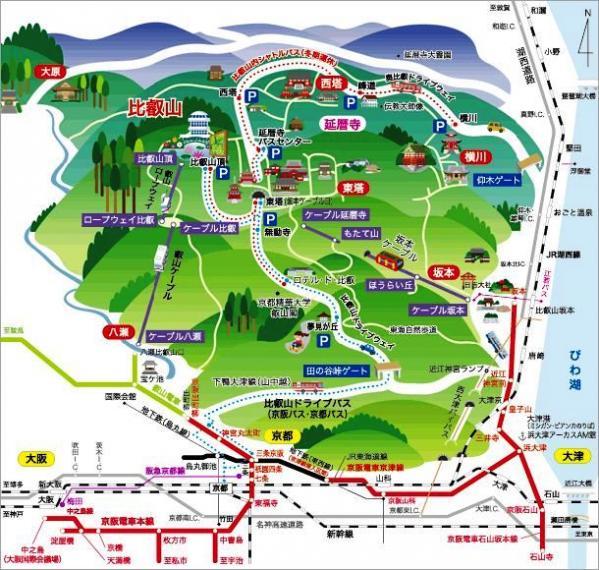 比叡山ルート